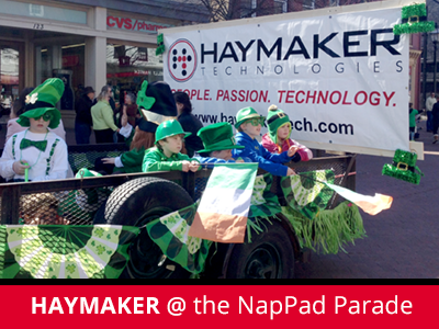 Haymakerparade2_title